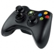 Controle Xbox 360 Wireless Sem Fio Preto