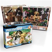 Combo Puzzles Dogs