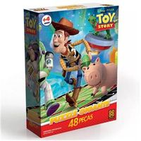 Puzzle Gigante Grow Toy Story - 48 Peças