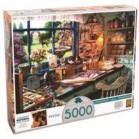 Puzzle Grow Ateliê - 5000 Peças