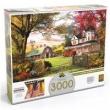 Puzzle Grow Fazenda Americana - 3000 Peças