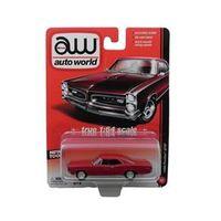 1966 PONTIAC GTO 1 / 64 AUTO WORLD AW64001A