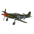 Avião P - 51D Easy Model 1:72
