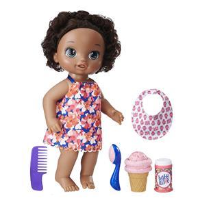 Baby Alive - Boneca Negra Sobremesa Mágica - Hasbro