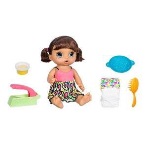 Baby Alive Espaguete Morena - Hasbro