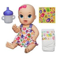 Baby Alive Hora Do Xixi Loira - Hasbro