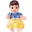 Baby Princesa de Vinil Branca de Neve