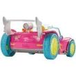 Barbie Conjunto Carro com Boneca de Vídeo Game Filme - Mattel