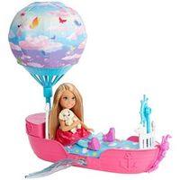 Barbie Dreamtopia - Boneca Chelsea Barco Balão Dwp59