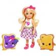 Barbie Dreamtopia - Boneca Chelsea e Amigas Fdj10