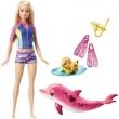 Barbie e os Golfinhos Mágicos - Mattel FBD63