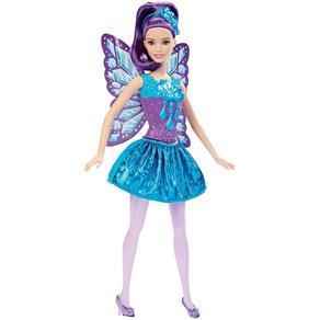 Barbie Fada Reino dos Diamantes - Dreamtopia - Mattel