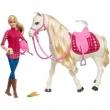 Barbie Família Cavalo dos Sonhos - Mattel