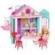 Barbie Família Clube da Chelsea - Mattel