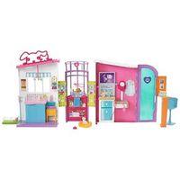 Barbie Family - Hospital Dos Bichinhos Fbr36