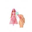 Barbie Fantasia Princesa Cabelos Coloridos - Mattel