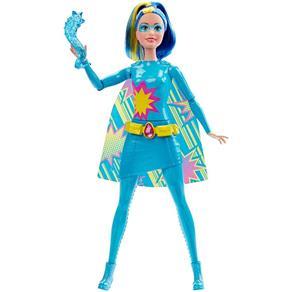 Barbie Heroínas Azul - Mattel