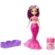 Barbie Mini Sereias Bolhas Mágicas Uva - Mattel