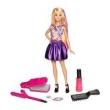 Barbie Ondas e Cachos - Mattel