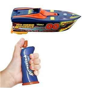 Barco de Controle Remoto Multikids Aqua Racers Individual