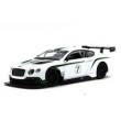 Bentley Continental GT3 Com Luz e Som 1 / 24 California Action