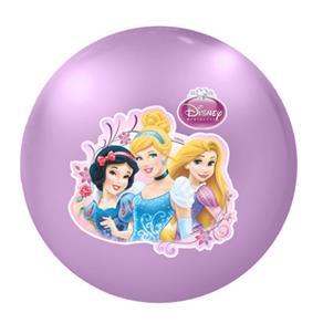Bola De Vinil Na Caixa Princesas Disney Lilás - LiDer