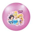 Bola De Vinil Na Caixa Princesas Disney Rosa - LiDer