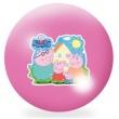 Bola de Vinil Peppa Pig Rosa 2264 - Lider