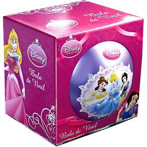 Bola Vinil Sortidas Na Caixa Princesas Disney - Líder