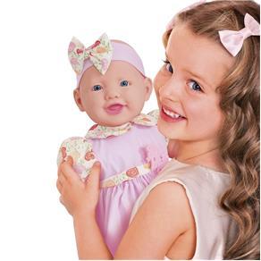 Boneca Ana Clara Fala 113 Frases 257 - Super Toys