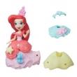 Boneca Ariel - Mini Reino Princesas Disney - Hasbro
