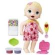 Boneca Baby Alive Lanchinhos Divertidos Loira - C2697 - Hasbro