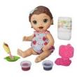 Boneca Baby Alive Lanchinhos Divertidos Morena - Hasbro B5015
