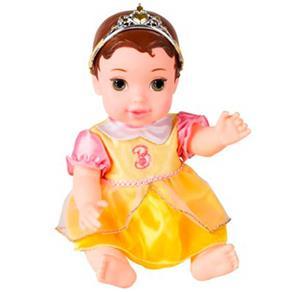 Boneca Baby Princesa Bella Vinil - Mimo