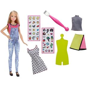 Boneca Barbie Mattel D.I.Y - Emoji Style