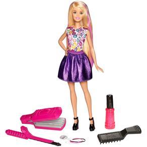 Boneca Barbie Mattel D.I.Y Ondas e Cachos