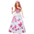 Boneca Barbie Mattel Princesa Dreamtopia Reino dos Doces