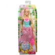 Boneca Barbie Princesa - Cabelos Longos Loiro - Mattel