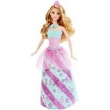 Boneca Barbie Princesa Reinos Mágicos - Reino dos Arco - Íris - Mattel
