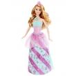 Boneca Barbie Princesa Reinos Mágicos - Reino dos Doces - Mattel