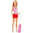 Boneca Barbie - Profissões - Salva Vidas - Mattel