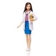 Boneca Barbie - Profissões - Veterinária - Oriental - Mattel