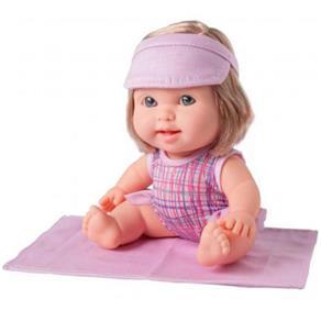 Boneca Betsy Doll Um Dia na Praia 2903 - Candide