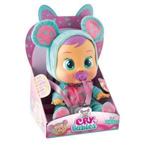 Boneca Cry Babies Lala - Br527
