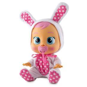Boneca Cry Babies Multikids Coney Chora de Verdade 30cm