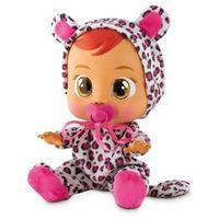 Boneca Cry Babies Multikids Lea Chora de Verdade 30cm