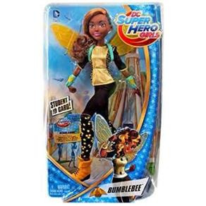 Boneca - Dc Super Hero Girls - Bumblebee - Mattel