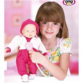 Boneca Doutora Bell - Omg