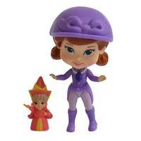 Boneca em Vinil - 7 CM - Disney - Princesinha Sofia - Princesa Sofia e Fada Flora - Sunny