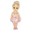 Boneca Funville Sparkle Girlz Pequena Brilhante Bailarina Loira Dtc 4219
